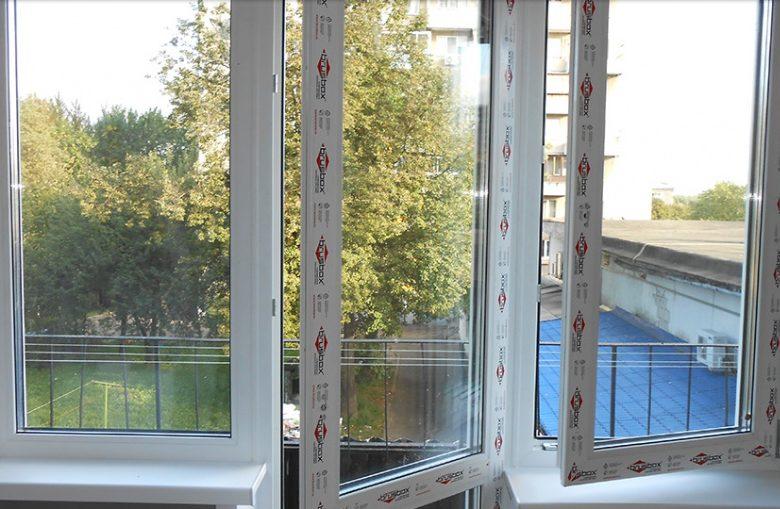 окна Брус Бокс