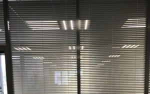 Стильные перегородки для офиса юридической компании